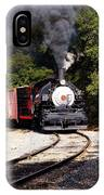 Iron Road History IPhone Case