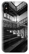 Iron Staircases IPhone Case