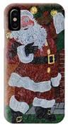 Is Santa Here Yet? IPhone Case