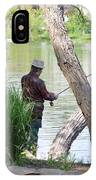 Is The Fisherman Real? IPhone Case