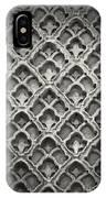 Islamic Art Stone Texture IPhone Case