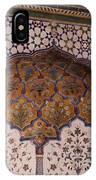 Islamic Geometric Design At The Shahi Mosque IPhone X Case