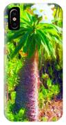 Island Flowering Plant IPhone Case