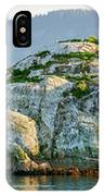 Island In A Lake, Glacier Bay National IPhone Case