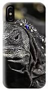 Island Lizards One IPhone Case
