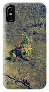 Island Of Fall Color IPhone Case