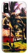 Island Paradise IPhone X Case