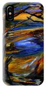 Island Waters St. Kitts IPhone Case