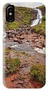 Isle Of Skye Waterfall IPhone Case
