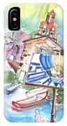 Isola Maggiore In Italy 01 IPhone Case