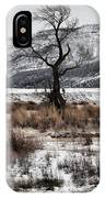 Isolation In Yellowstone IPhone Case