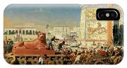 Israel In Egypt, 1867 IPhone Case