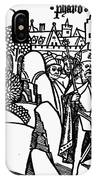 Israel In Egypt IPhone Case