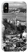Istanbul Cityscape IIi IPhone Case