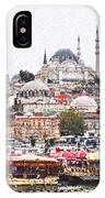 Istanbul IPhone Case