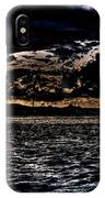 Istanbul Golden Horn IPhone Case