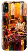 Istanbul Grand Bazaar 08 IPhone Case