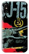 Isu-152 Russian Tank IPhone Case