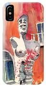 Italian Sculptures 05 IPhone Case