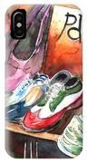 Italian Shoes 01 IPhone Case