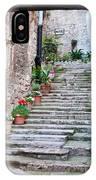 Italian Stairway IPhone Case