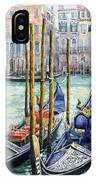 Italy Venice Lamp IPhone Case