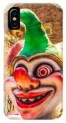 I've Never Liked Clowns IPhone Case