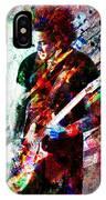 Jack White Original Painting Print IPhone Case