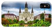 Jackson Square New Orleans IPhone X Case