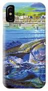 Jacksonville Kingfish Off0088 IPhone Case