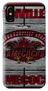 Jacksonville State Gamecocks IPhone Case