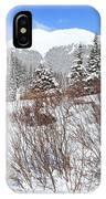 Jacque Peak IPhone Case