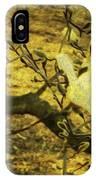 Jade Orchid IPhone Case