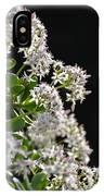 Jade Plant Flowers IPhone Case