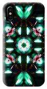Jade Reflections - 3 IPhone Case