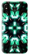 Jade Reflections - 4 IPhone Case