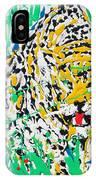 Jaguar - Enamels Painting IPhone Case