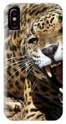 Jaguar Intensity IPhone Case