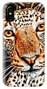 Jaguareyes IPhone Case
