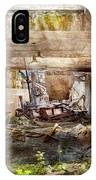 Jail - Eastern State Penitentiary - The Mess Hall  IPhone Case