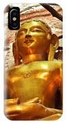 Jain Temple Amarkantak India IPhone Case