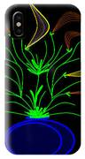 Jais' Koddy Leaf IPhone Case
