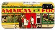 Jamaican Food IPhone Case