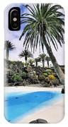 Jameos Del Agua On Lanzarote IPhone Case