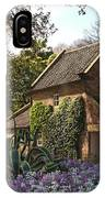 James Cook's Cottage IPhone Case