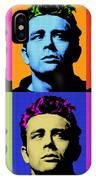 James Dean 006 IPhone Case