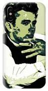 James Dean Poster Art IPhone Case