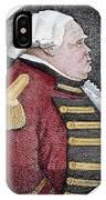 James Grant (1720-1806) IPhone Case