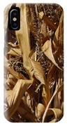 Jammer Corn Abstract 001 IPhone Case