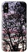 Jammer Cotton Candy Trees IPhone Case